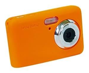 Easypix T514 JellyBaby CRANBERRY FOOL (Inclusive Purple and Orange Silicon Case)