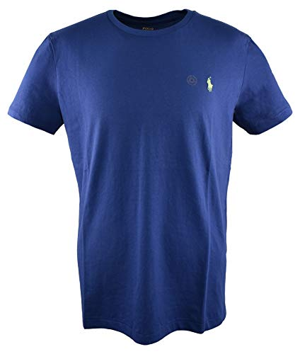 Ralph Lauren Polo Basic T-Shirt Deep Ocean Größe XL