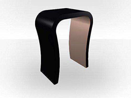 Zespoke extérieur Noir Haut Courbe Lampe de Table