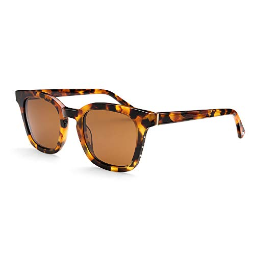 Oliver Weber Sonnenbrille Reno ACE/POL brown with Crystals from Swarovski Damen