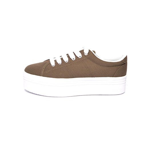 JC PLAY .ZOMG CANVAS - KHAKI WHITE (41)