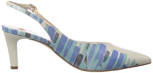 Högl 9-106108, Scarpe col tacco donna Multicolore (Mehrfarbig (3399))