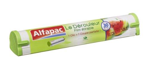 Alfapac - Dérouleur de film étirable 30m Alfapac
