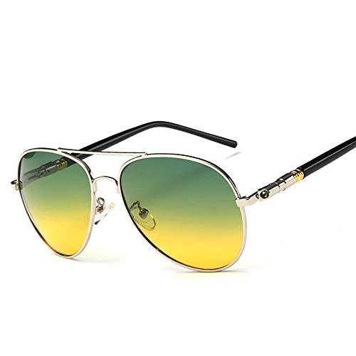 JPTYJ Sonnenbrille Anti-Fernlicht polarisiertes Fahren Tag und Nacht Brille (Brille Polarisierte Nacht Fahren)