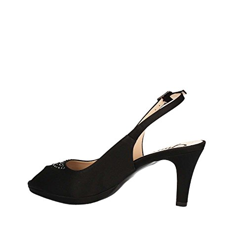 GRACE SHOES 3025 Decollete' Donna Nero