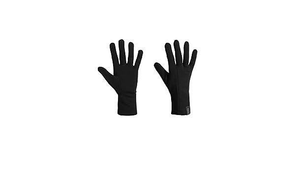 Icebreaker Adult Apex Glove Liners Black  Amazon.it  Sport e tempo libero defdd84b1832