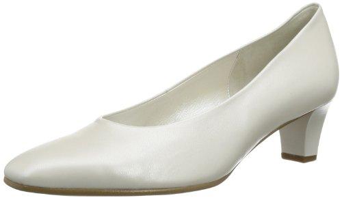 Gabor Shoes Gabor 85.180.60 Damen Pumps, Weiß (off-white+Absatz), EU 40 (UK 6.5) (US 9)