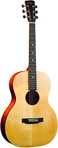 9m EZ Ton Plus alle Solid 12-fret 000Akustische Gitarre ()