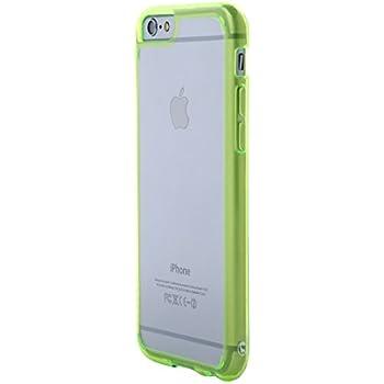 iPhone 6/6s Plus Case, Ultratec Transparent Soft Gel TPU