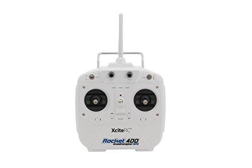 XciteRC 15001700 - Ferngesteuerter RC Quadrocopter Drohne Rocket 400 GPS - RTF Version III mit HD-Kamera Mode 2 - 2