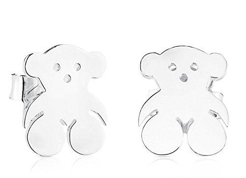 Tous Orecchini Bear 1 cm