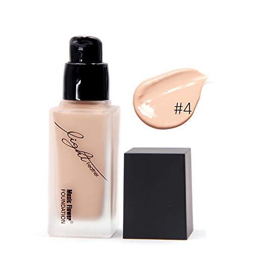 PNING Make-up flüssige Feuchtigkeitsspendende Concealer Foundation feuchtigkeitsspendende wasserdichte Concealer BB Creme dauerhafte Feuchtigkeit, Wasser zart Haltung, erhöht den Glanz
