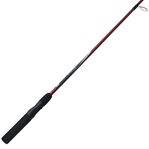 Zebco zcast 6 '2piece medium-Action Rod Spinning -