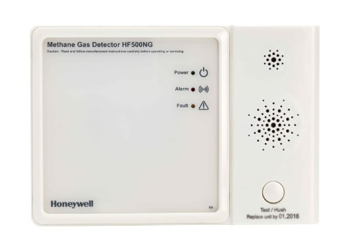 Natural Gas Alarm HF500 Alarm netzgespeist, Relais -