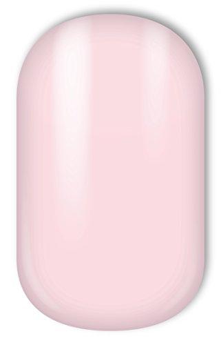 "MISS SOPHIE\'S Nagelfolie -\""Ever Nude\"", Einfarbig Rosa, 20 selbstklebende Nail Wraps"