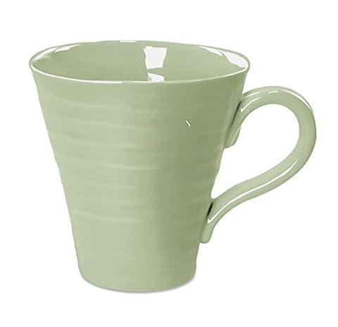 Portmeirion Sophie Conran Sage Mug, Set of 4 by Portmeirion
