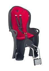 Hamax Kinder Kindersitze Babytrage Federung und Kissen, Schwarz/Rot, 75 x 47 x 38 cm