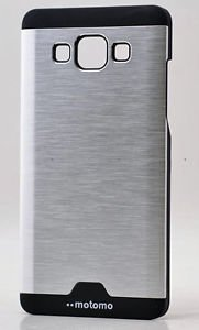 AE9TM) NEW Brushed Metal ULTRA SLIM DESIGN Back Case Cover for SAMSUNG GALAXY E5 SILVER  available at amazon for Rs.199