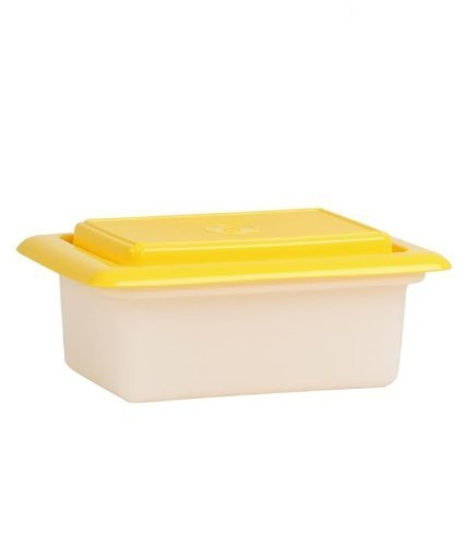 TUPPERWARE Butter Buddy Kunststoffbehälter Butterbehälter mit Expressversand -