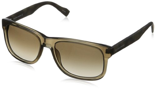BOSS Orange Unisex Wayfarer Sonnenbrille Bo 0106/S Ccacj, Gr. One Size, Mehrfarbig