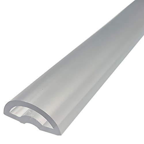 Uniblade - Guarnizione sigillante in silicone per bagno con doccia a filo pavimento, 1.200mm