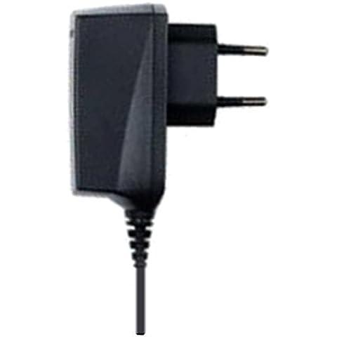 Cable de carga/cargador para DORO PhoneEasy 508, 515, 612, 615 presupuestarios/viaje/Adaptador CA 110 V, 120 V, 220 V, 230 V, 240