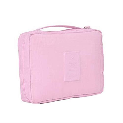 Pacchetto Wbdd Comodo Viaggio Cosmetic Trucco Toilette Pratico Organizzatore Organizzatore Deposito Sacca Borsa NO7