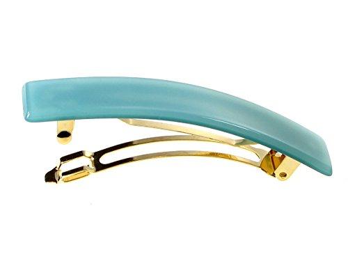 Brigitte Barrette | Turquoise Pantone Trend Color | Fabriquée à la main en France