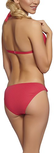 Feba Damen Push Up Bikini Set 8193L1 Rosa