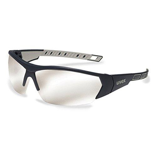 uvex i-Works Schutzbrille - Kratzfeste & Beschlagfreie Arbeitsbrille - 100% UV-400-Schutz -...