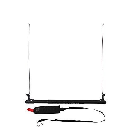 Wolkenstürmer - Lenkbar mit Verstärkung ink. Kite Killer für zweileiner Lenkmatten, Lenkdrachen & Kite