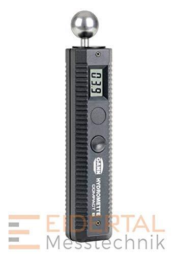 GANN HYDROMETTE COMPACT B elektronischer Baufeuchtemesser Feuchtemesser  Estrichfeuchte Messgerät Baufeuchtemessgerät Feuchtigkeitsmessgerät im