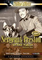Sergeant Preston of the Yukon - Volume 2 [DVD]