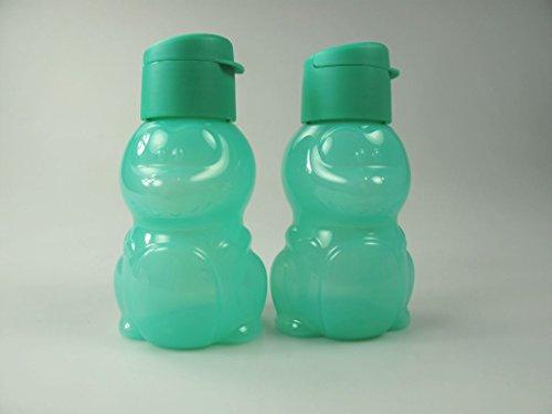 Eule /Ökoflasche Eco TUPPERWARE To Go Kinder EcoEasy Trinkflasche 350 ml Frosch