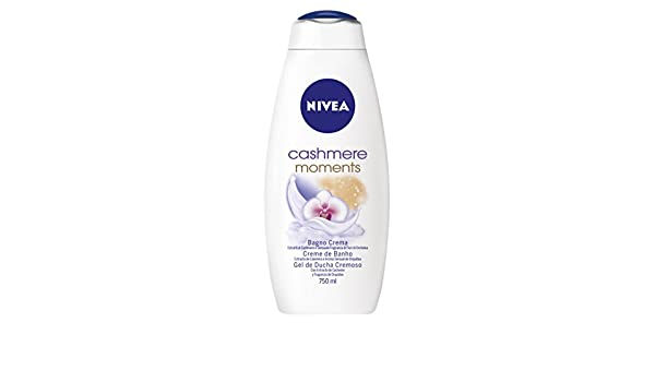Bagnoschiuma Nivea : Schaumbad bagnoschiuma al profumo di orchidea cashmere moments