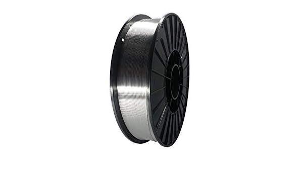 MTC alsi12/3.2585/Aluminium Fil de soudure 0,8 1,2/mm D200/K300/r/ôle de gaz de protection fil de soudure 2//& 7/kg Rouleau D200/de K300/soudage MIG//MAG acier