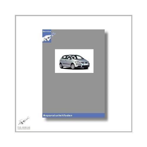 VW Golf V Plus, Typ 5M (04-08) Stromlaufplan / Schaltplan - Reparaturleitfaden [Seitenzahl: 1554]