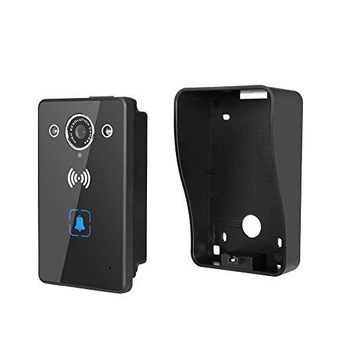 Visual Intercom (WWAVE Visuelle Türklingel Türklingel Smart Wireless Wifi Remote Visual Intercom Wireless Türklingel)