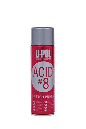 UPol Apprêt d'accrochage 450ml Acid/AL