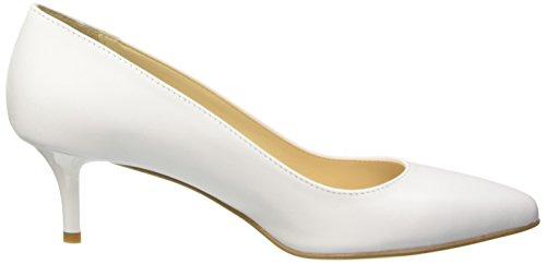 BATA 7241482, Chaussures à Talons Femme Blanc Cassé (Bianco)