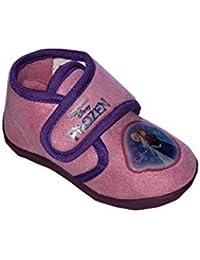 fd983ccf53a EASY SHOES Frozen, Pantofole a Collo Alto Bambina, Rosa (Pink)