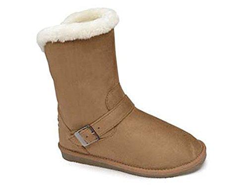 Foster Footwear, Bottes pour Femme 933:Chestnut