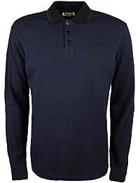 Versace Jeans Longsleeve Polo - B3GQB7P6   Polo M L Round Regular - XXL abe1ed892e4