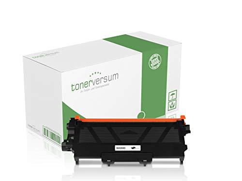 Jumbo XXL Toner kompatibel zu Brother TN-2220 Schwarz Druckerpatrone für DCP-7060d DCP-7065dn HL-2250dn MFC-7460dn MFC-7360n MFC-7360ne Fax 2840