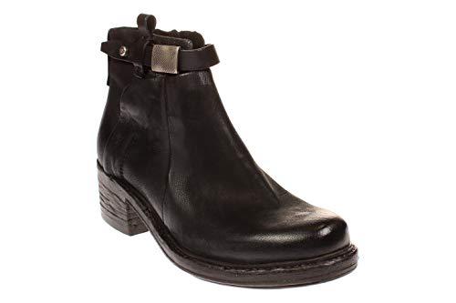 A.S.98 261225-101 - Damen Schuhe Boots Stiefel - 6002-nero-nero, Größe:41 EU