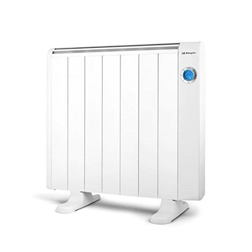 Orbegozo RRE 1310 Emisor térmico, 1300 W, Aluminio,...