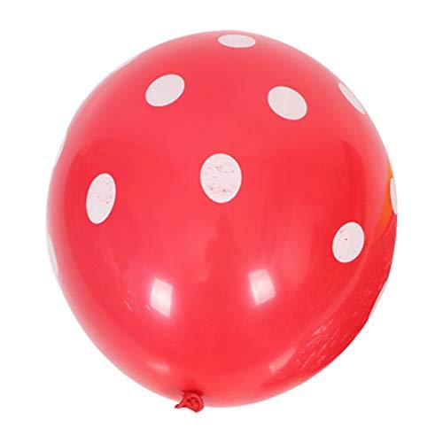 Basico 10 Stück EIN Set Weihnachtsfeier Dekorationen & Zubehör Weihnachten Aluminium Luftballons Weihnachten Kinder Spielzeug New Yea