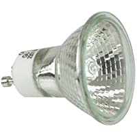 Transmedia lampadina alogena riflettente 50 Watt 5 x 2er Blister