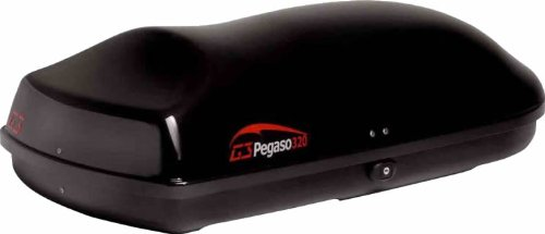 Dachbox G3Pegaso 320, 240Liter, metallic schwarz