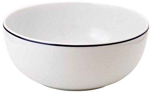 Kahla - Porcelaine pour les Sens 372902A72045A Aronda Linie Plat de Service Bleu 19 x 8,5 cm